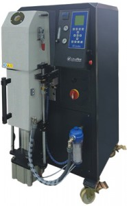 Induction pressure Casting Machine