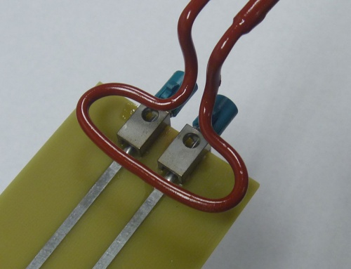 Soldering and brazing of small parts and electronic components