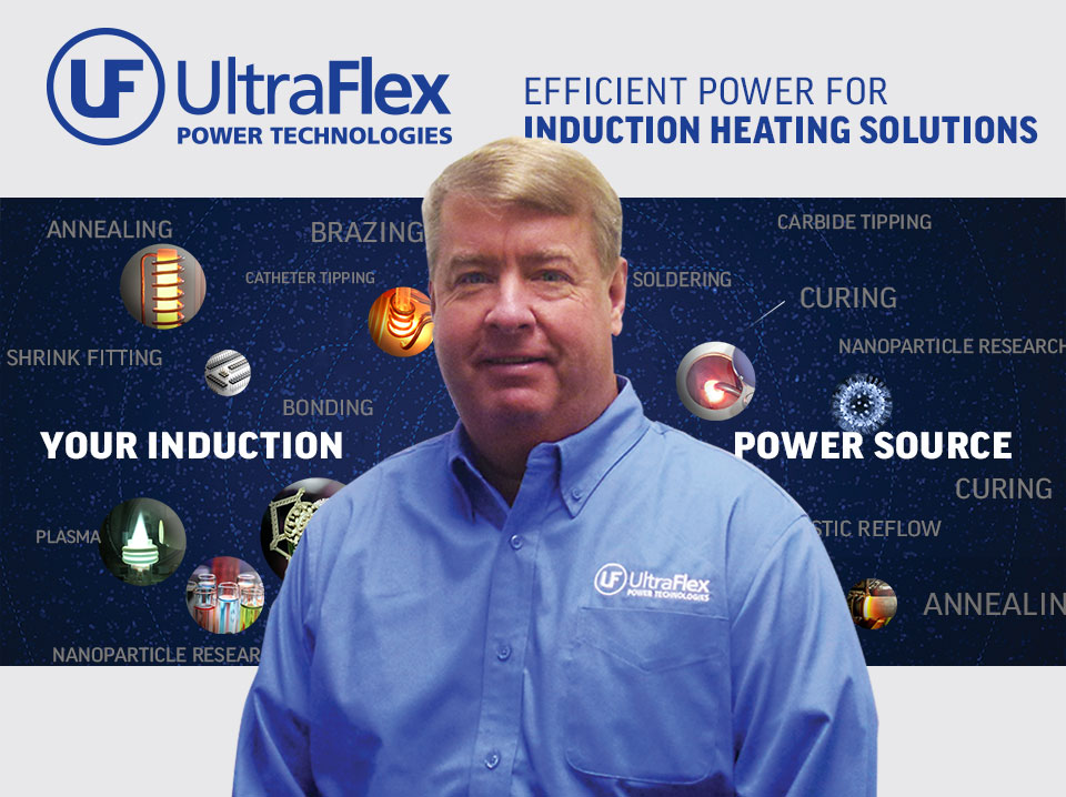 Ultraflex Power Technologies names Tom Dickerson Americas Sales Manager