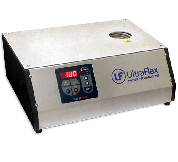 small induction melting machine
