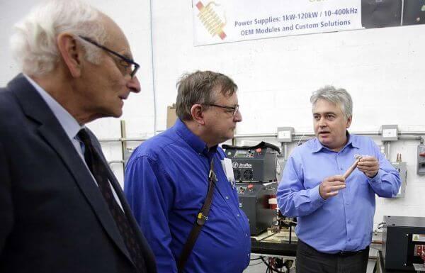 Ultraflex at Manufacturing Day