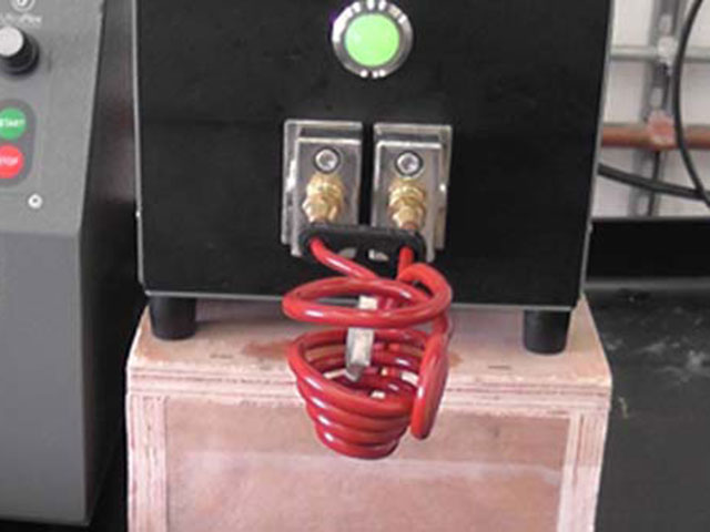 Induction Heating Levitation Coil Melting Aluminum