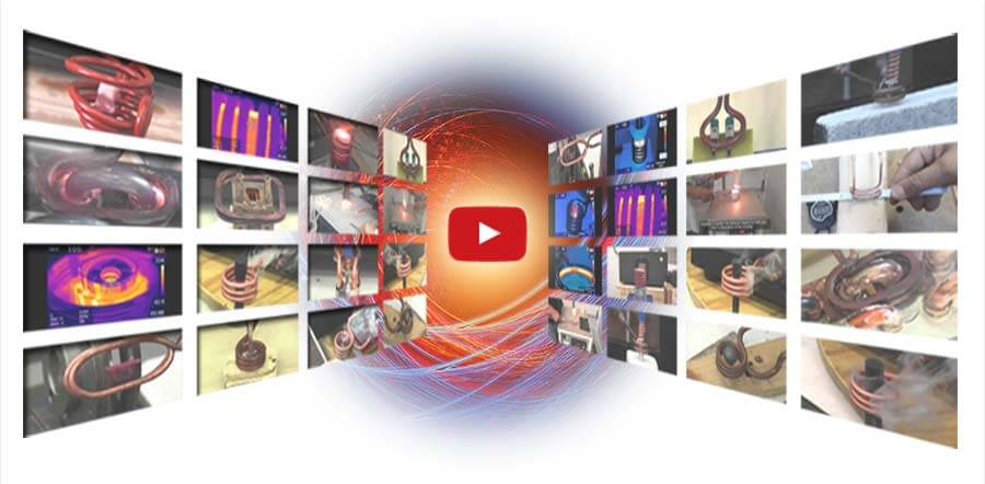 Induction applications video library by Ultraflex Power Technologies.