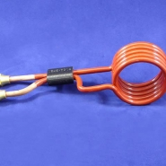 Induction Coil for Induction Heating Machine. Ultraflex Power Technologies.