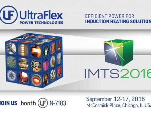 Join us at IMTS, September 12-17, 2016