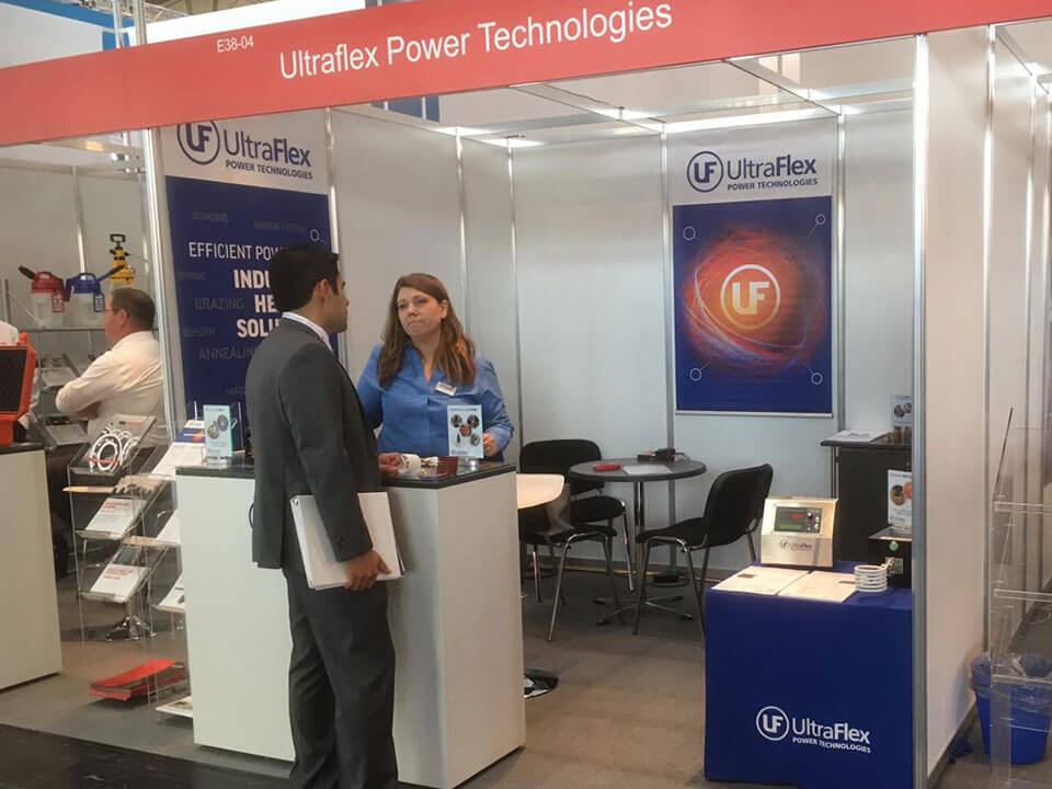 Ultraflex Power Technologies - Hannover Messe 2016