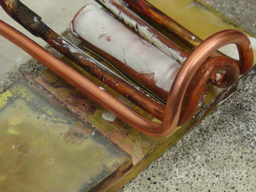 joining Copper and Brass Rods