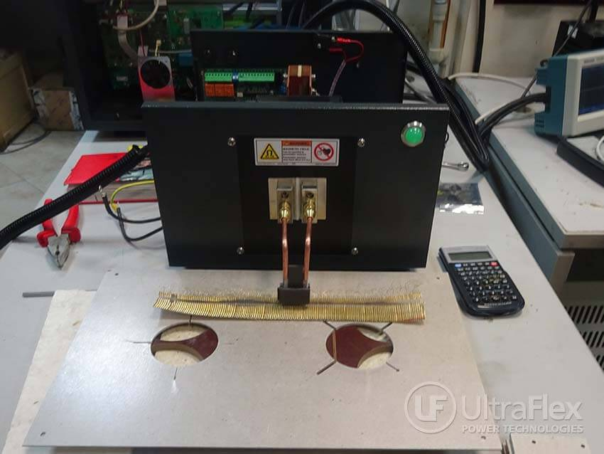 Annealing of metal wire