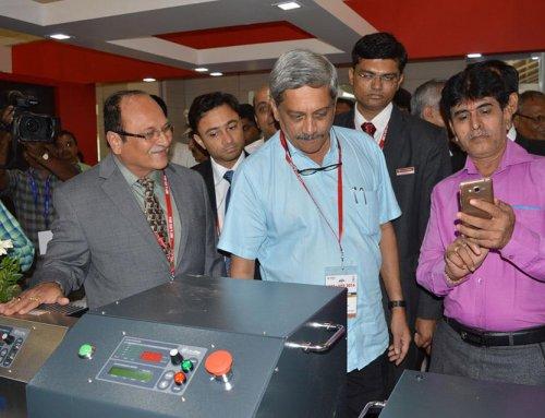 Ultraflex at MET & HTS 2016 in Navi Mumbai, India