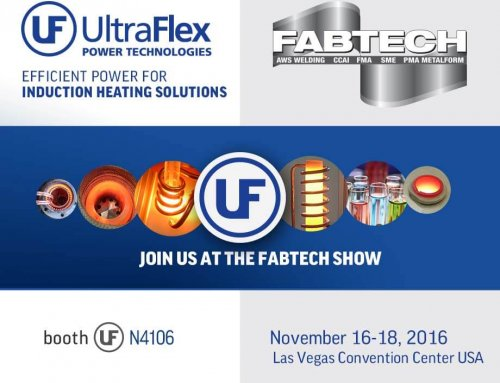Ultraflex at Fabtech!  November 16-18 in Las Vegas Convention Center