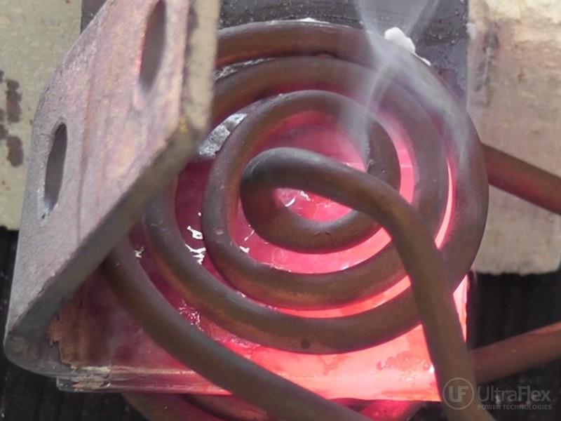 Debraze Copper to copper