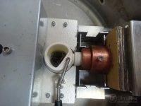 induction Inconel and titanium casting