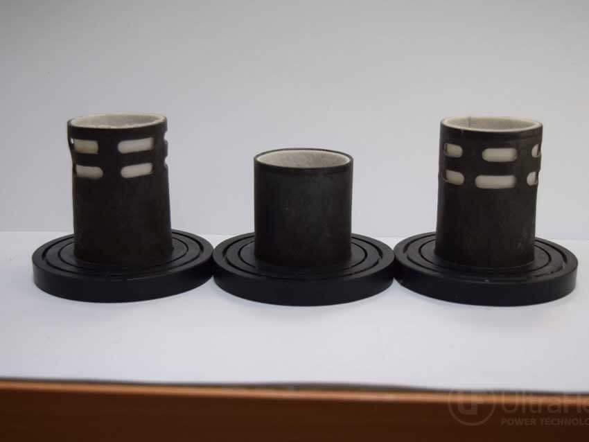 flask casting titanium