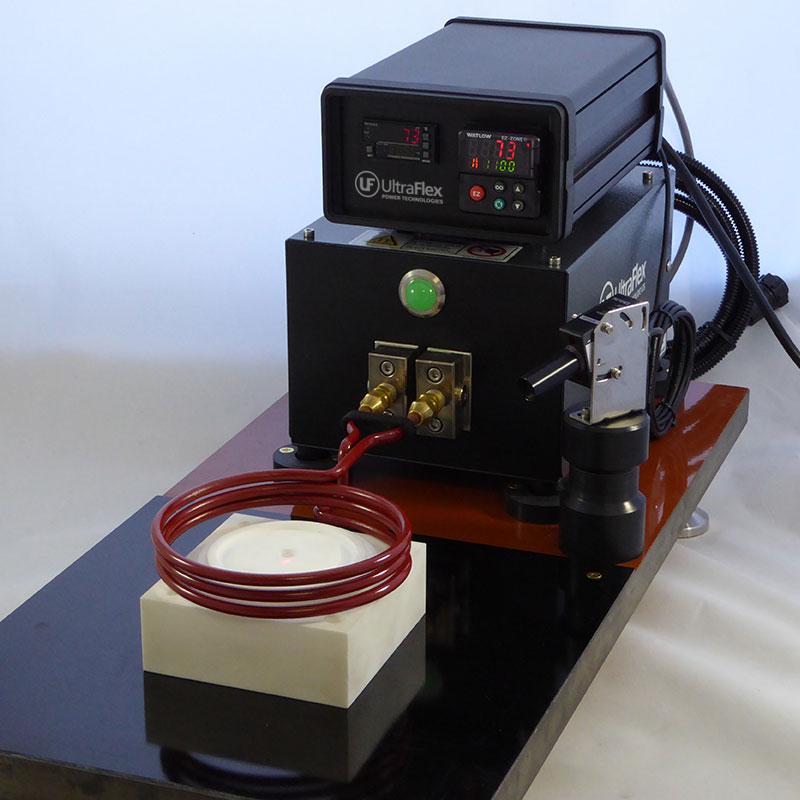 Single Color economical system - set up