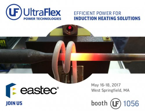 Visit Ultraflex at EASTEC from May 16-18, 2017 in West Springfield, MA Booth 1056