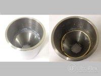 braze steel pipe