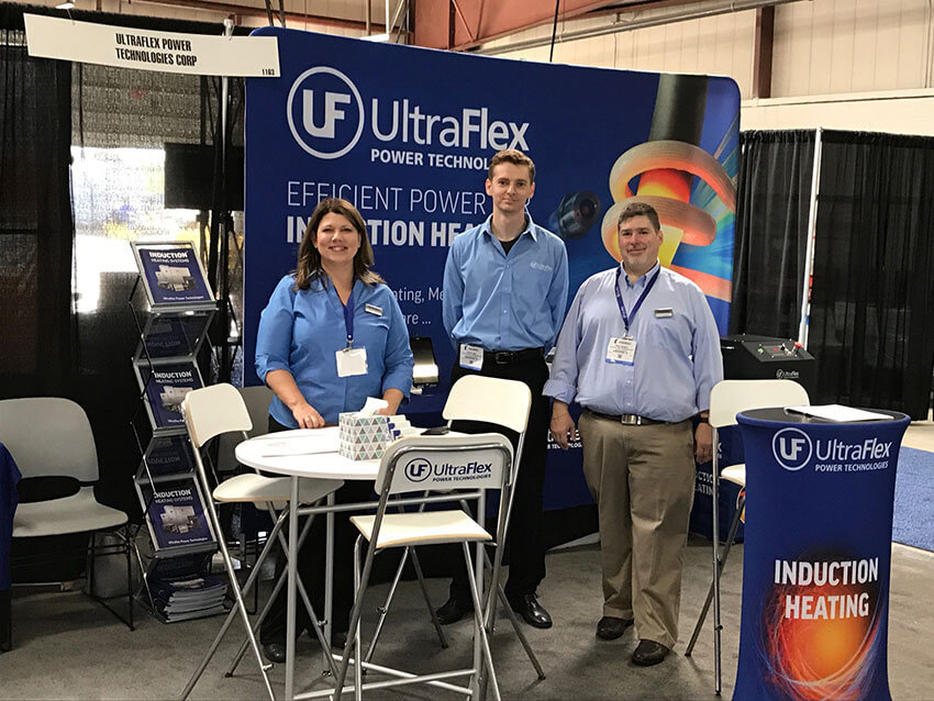 We are excited to be at #Eastec 2017