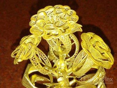 Beautiful Gold castings