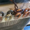 Brazing a Heat Exchanger