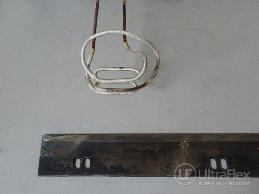 coating blade edge