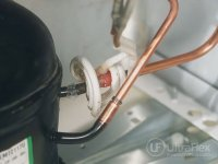 Robotic brazing copper