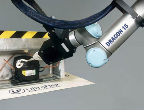 UltraFlex Introduces the First Induction Brazing Robot in the Industry