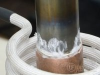 copper brazing titanium