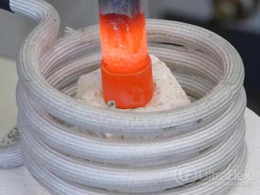 welding copper to Titanium tubes