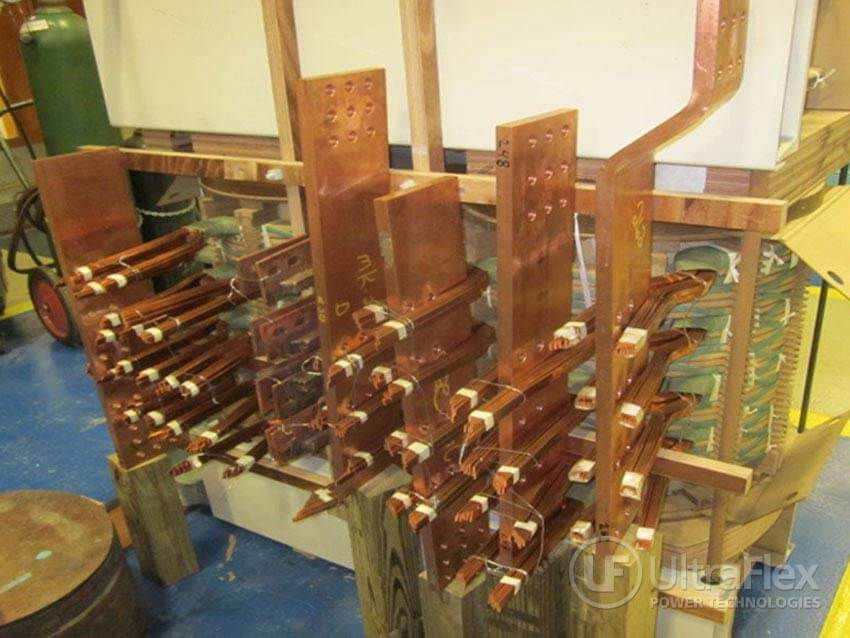 Induction Brazing steel