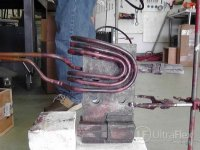 steel brazing temperature