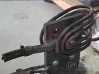 Copper brazing temperature