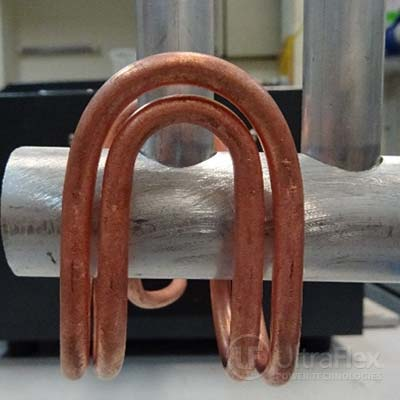 Brazing of aluminum rails radiators