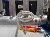 braze aluminum tube