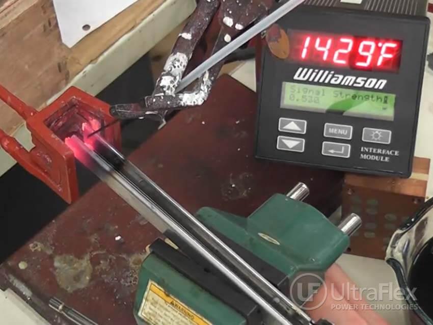 induction hardening cartridges