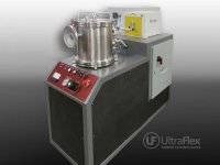 Levitation type induction cold crucible in vacuum