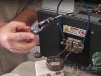 induction heating temperature