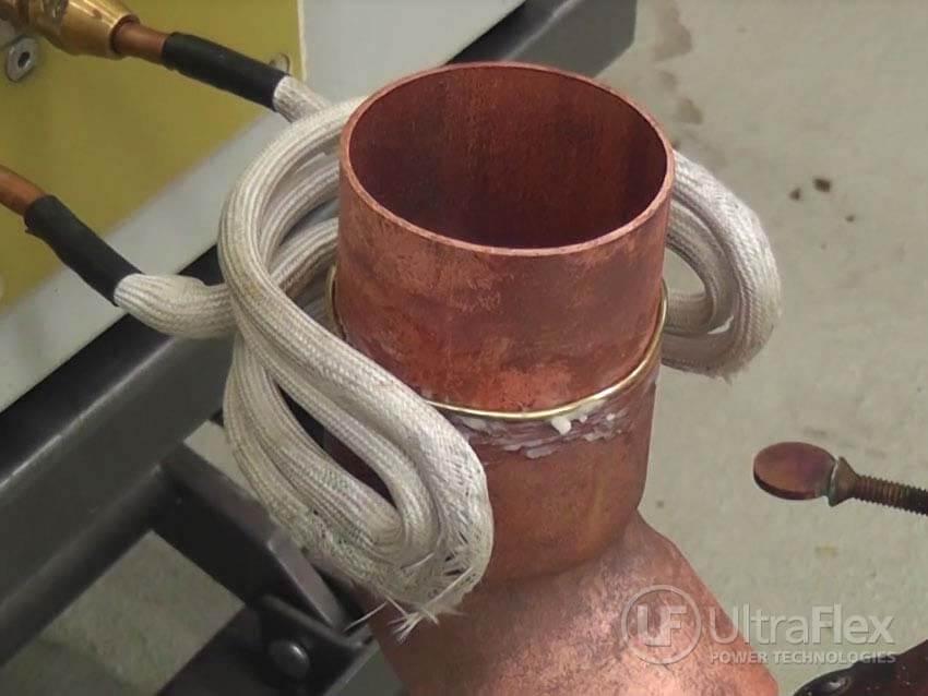 Brazing Copper to Copper