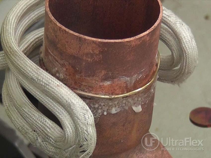 braze copper to brass