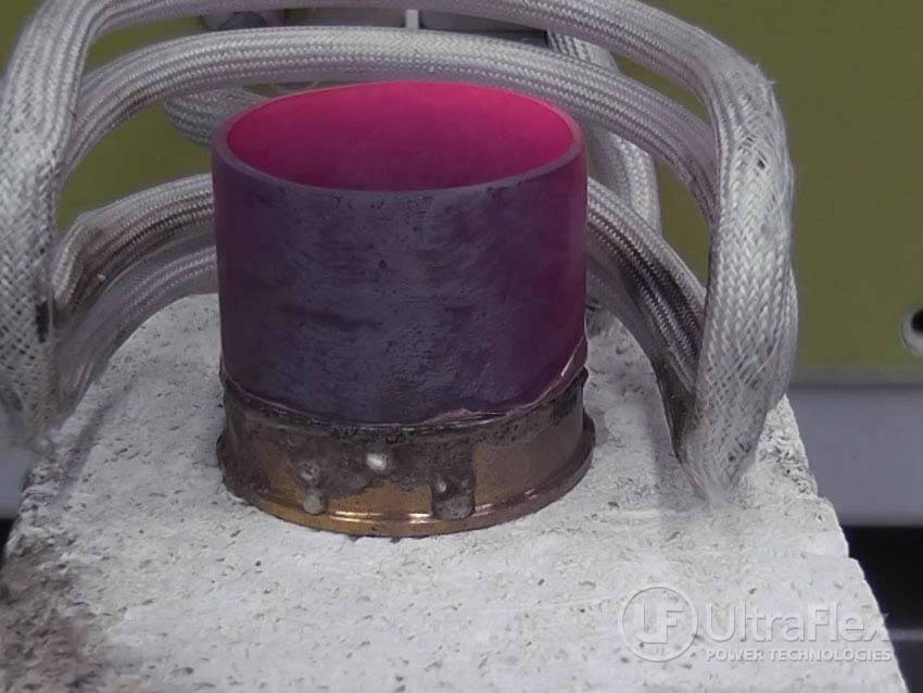 brazing copper to stainless
