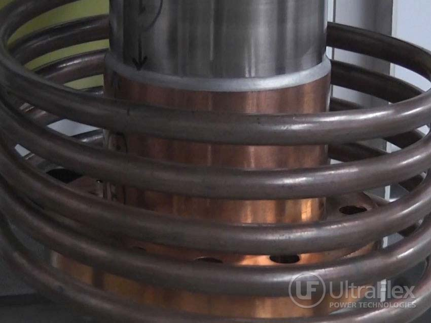 brazing copper to stainless steel