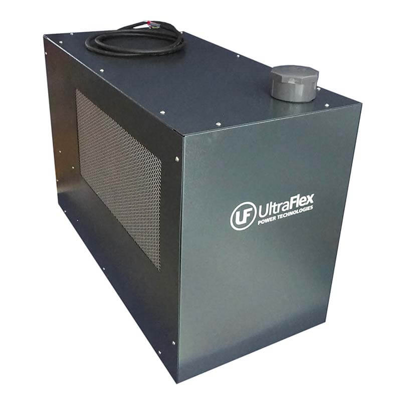 Cooler WCA-1000-02 for induction heating systems