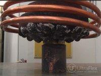 Heating Steel