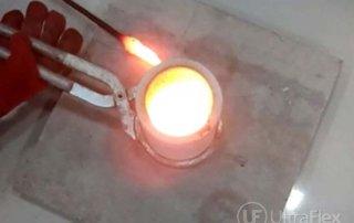steel melting process