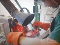 brazing reapair mining tool