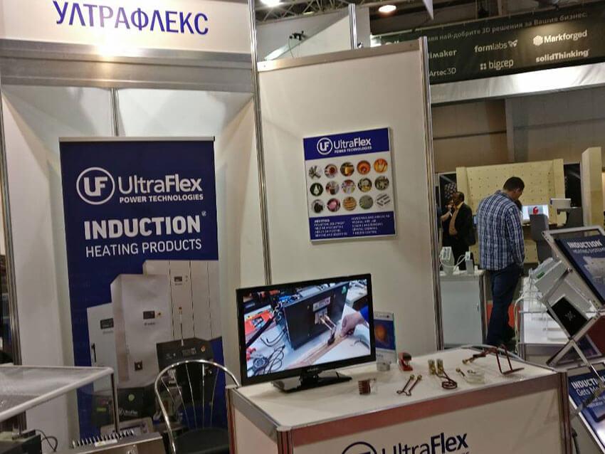 Ultraflex –MachTech 2018 - international trade fair
