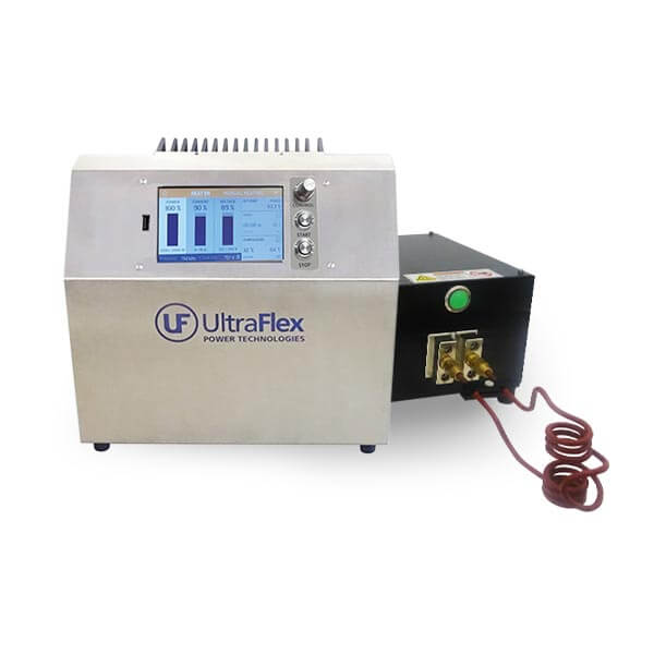 Compact induction heating system - 5kW