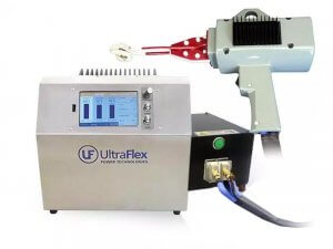 Brazing with handheld brazing induction system