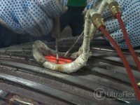 De-brazing and Brazing Carbide Tips