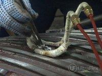 De-brazing and Brazing Carbide Tips