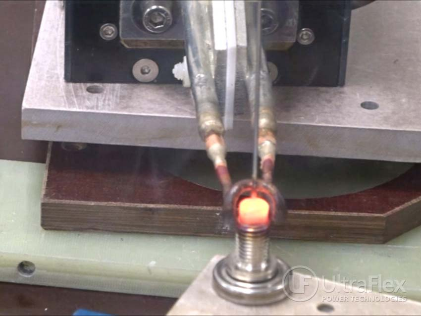 Brazing metal tubing into membrane ring